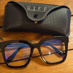 Diff Eyewear Polarized Blue